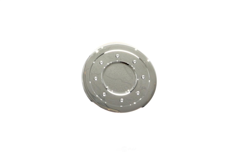 VENTSHADE - Chrome Fuel Door Cover(TM) - VEN 688773