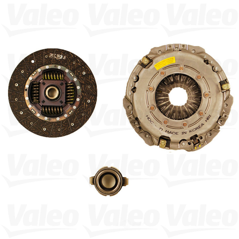 VALEO - Clutch Kit - VEO 52403201