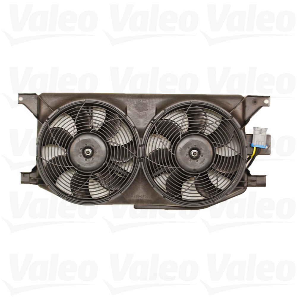 VALEO - Engine Cooling Fan - VEO 698607