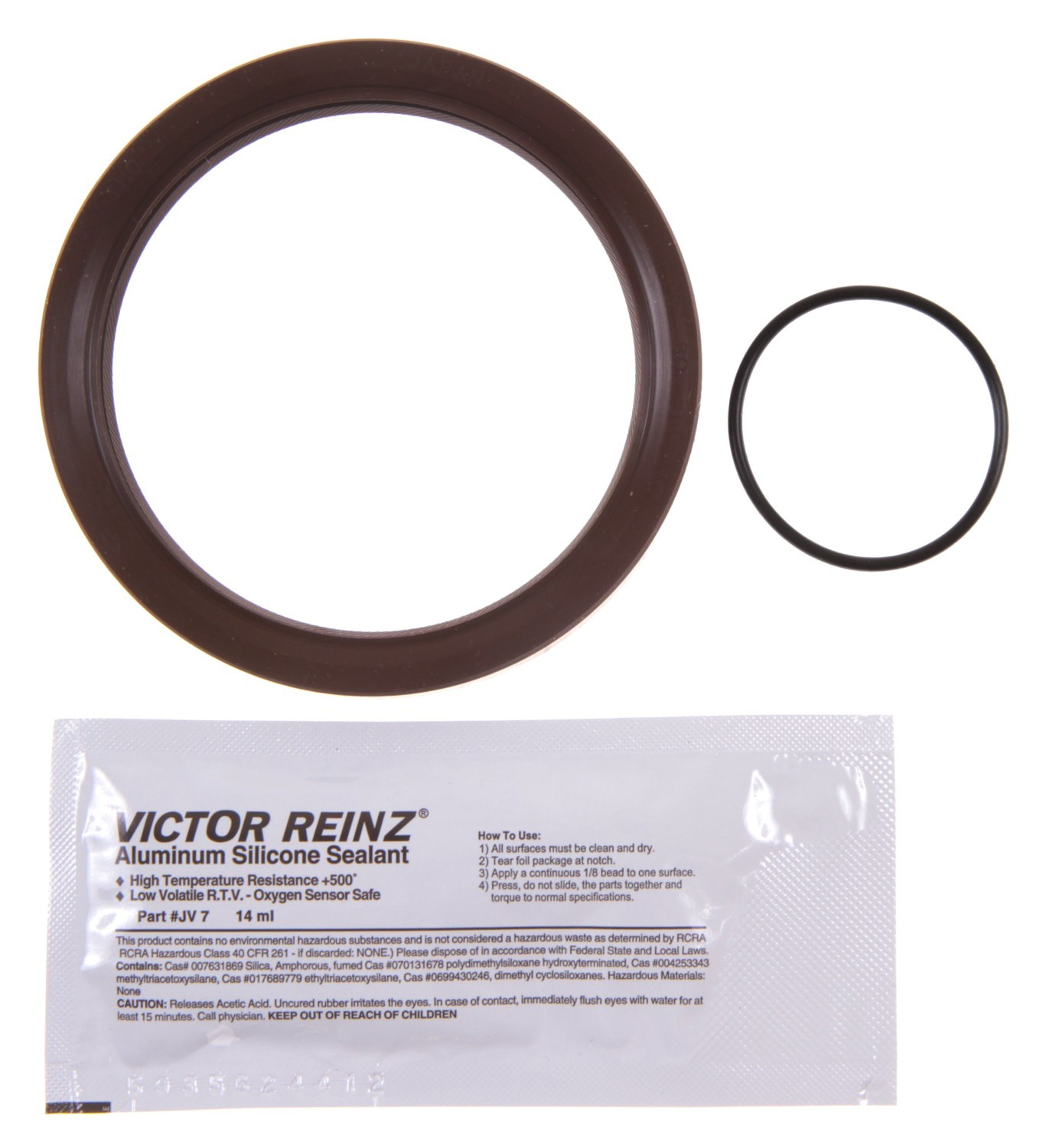 VICTOR REINZ - Engine Main Bearing Gasket Set - VIC JV1726