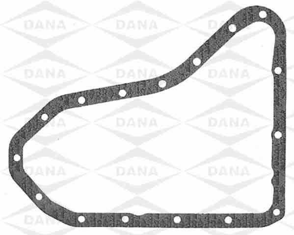VICTOR REINZ - Transaxle Pan Gasket, Tuff-cork - VIC W39356TC