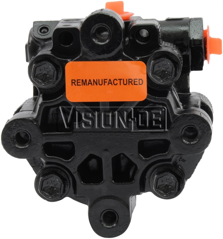 VISION-OE - Reman Power Steering Pump - VOE 720-0129