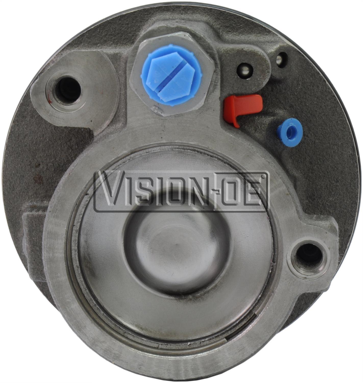 VISION-OE - Power Steering Pump - VOE 731-0125