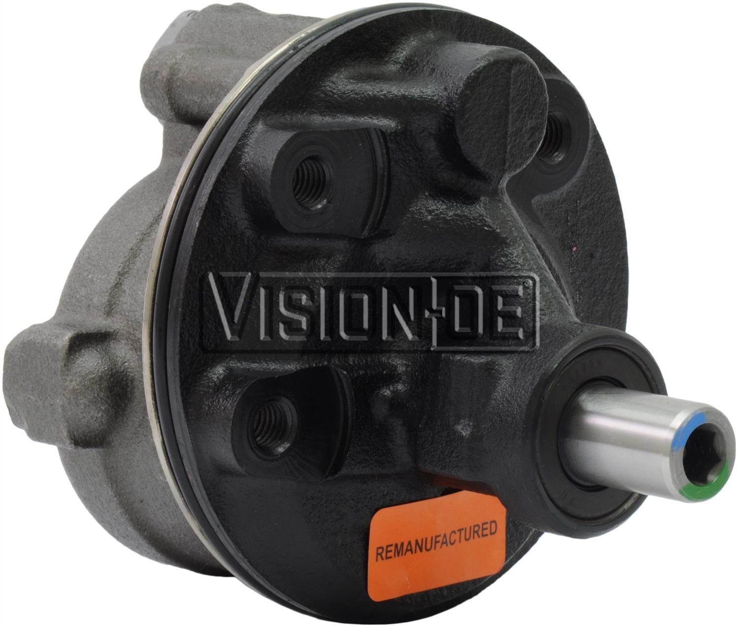 VISION-OE - Reman Power Steering Pump - VOE 731-0127