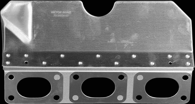 VICTOR REINZ - Exhaust Manifold Gasket - VRZ 71-34834-00