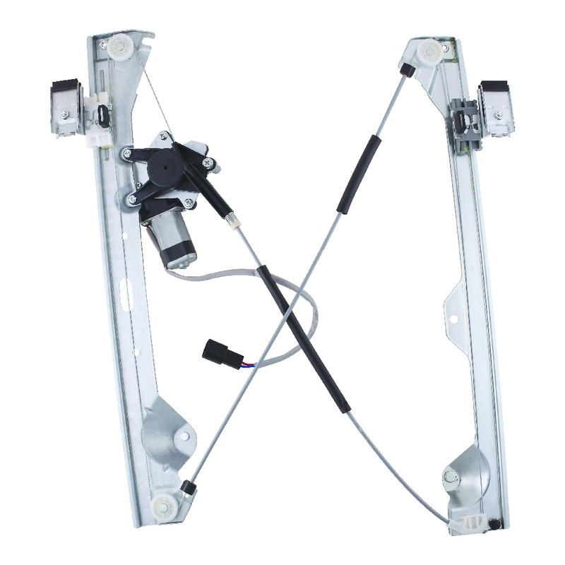 WAI WORLD POWER SYSTEMS - Power Window Regulator And Motor Assembly (Rear Left) - WAI WPR0535LMB