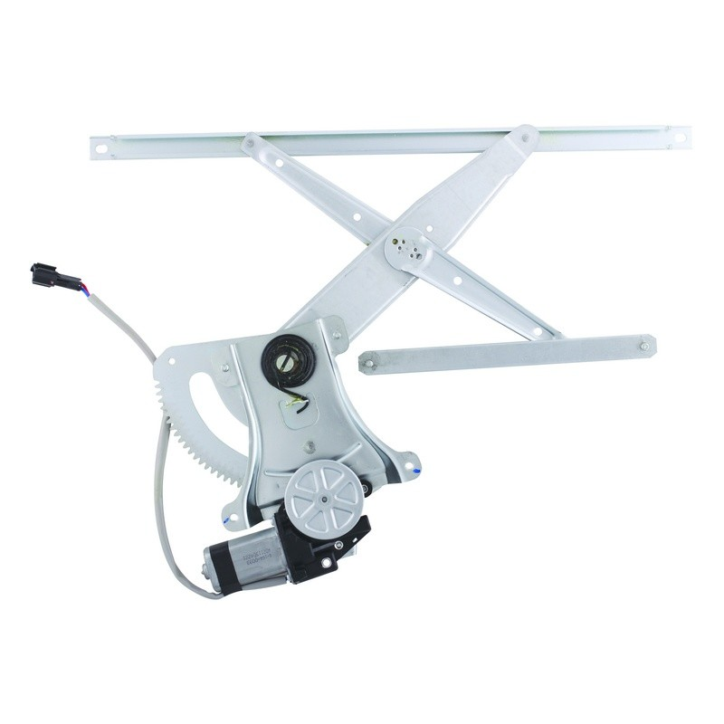 WAI WORLD POWER SYSTEMS - Power Window Regulator And Motor Assembly (Front Right) - WAI WPR0542RM