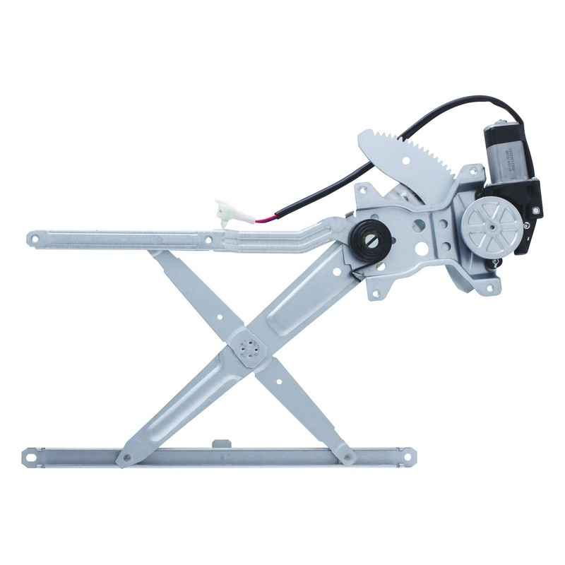 WAI WORLD POWER SYSTEMS - Power Window Regulator And Motor Assembly (Front Left) - WAI WPR0808LM