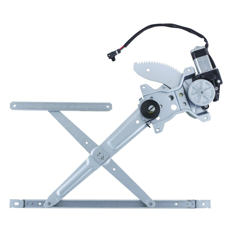 WAI WORLD POWER SYSTEMS - Power Window Regulator And Motor Assembly (Front Left) - WAI WPR0848LM