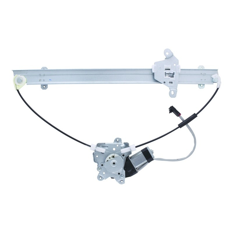 WAI WORLD POWER SYSTEMS - Power Window Regulator and Motor Assembly (Front Left) - WAI WPR0941LM
