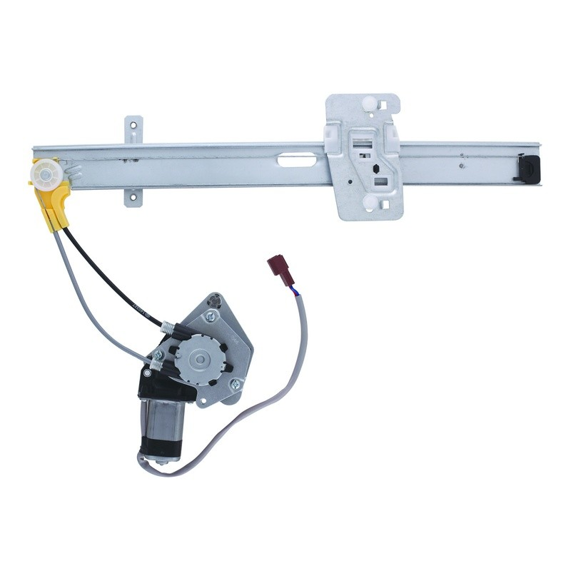 WAI WORLD POWER SYSTEMS - Power Window Regulator And Motor Assembly (Rear Right) - WAI WPR0980RMB
