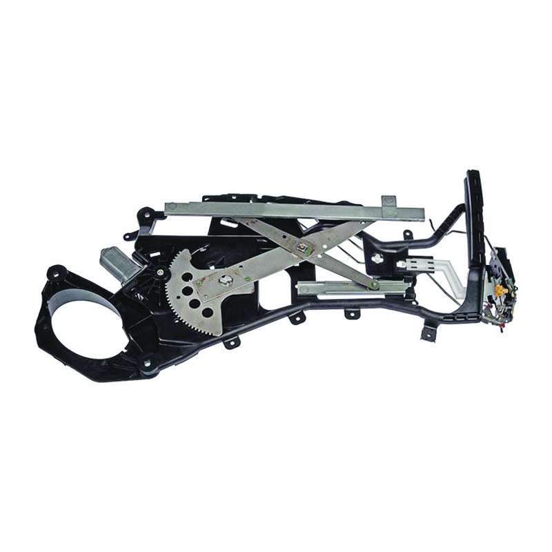 WAI WORLD POWER SYSTEMS - Power Window Regulator And Motor Assembly (Front Left) - WAI WPR5665LM