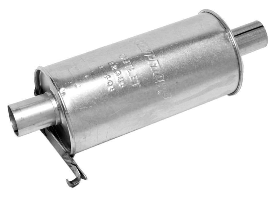 WALKER - Walker Quiet-Flow SS Muffler - WAL 22065