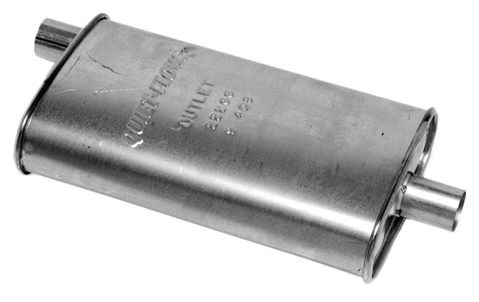 WALKER - Quiet-Flow SS Muffler - WAL 22266