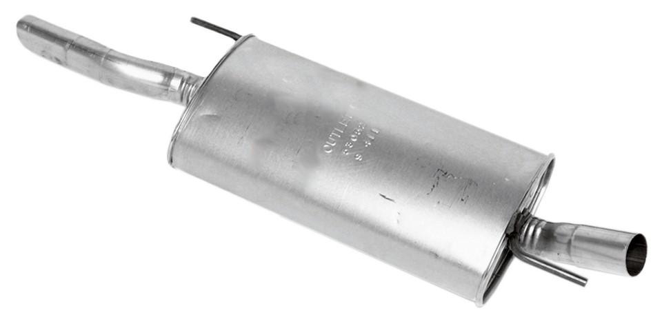 WALKER - Quiet-Flow SS Muffler Assembly (Rear) - WAL 53052