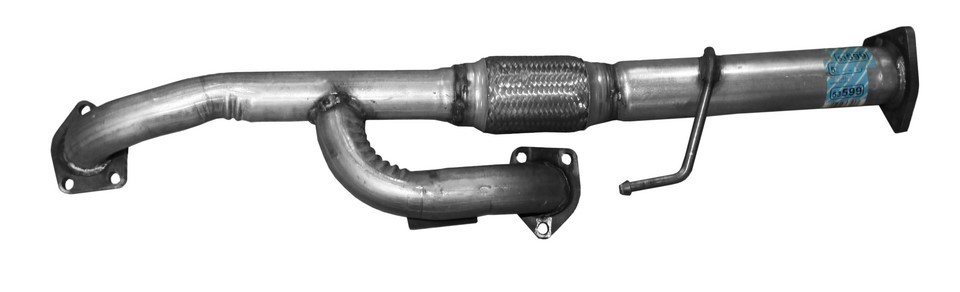 WALKER - Exhaust Pipe - WAL 53599