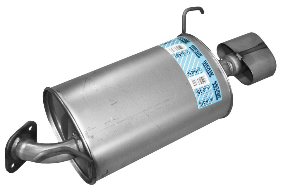 WALKER - Exhaust Muffler Assembly - WAL 53645