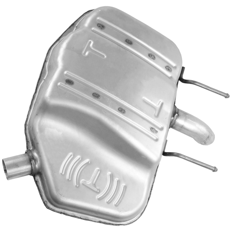 WALKER - Quiet-flow Ss Muffler Assembly (Right) - WAL 21859