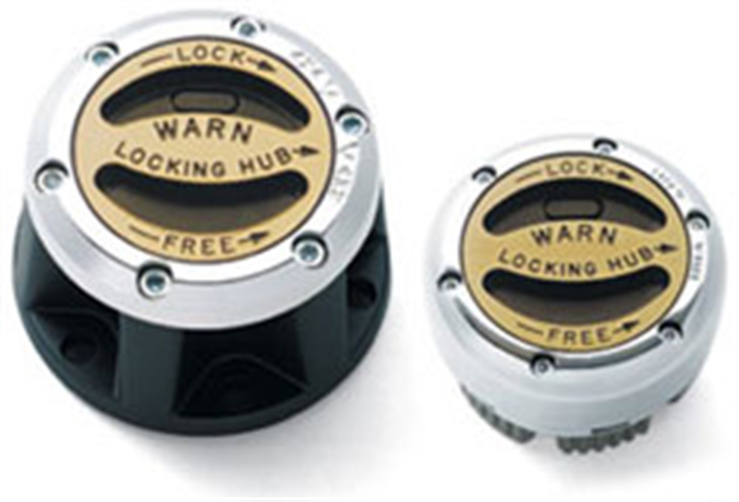 WARN WINCH - Premium Manual Hub Kit - WAR 20990