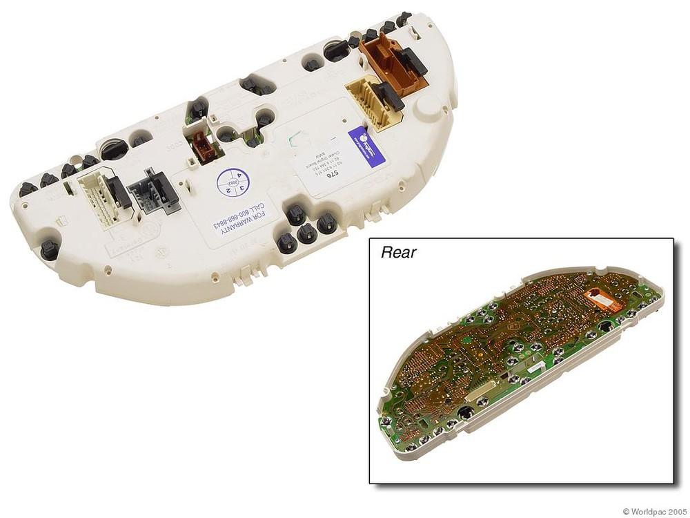 PROGRAMA - Instrument Panel Circuit Board - WDC W0133-1597255
