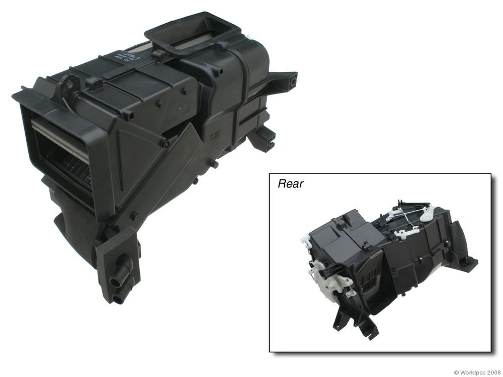 GENUINE - HVAC Heater Control Unit - WDC W0133-1597795