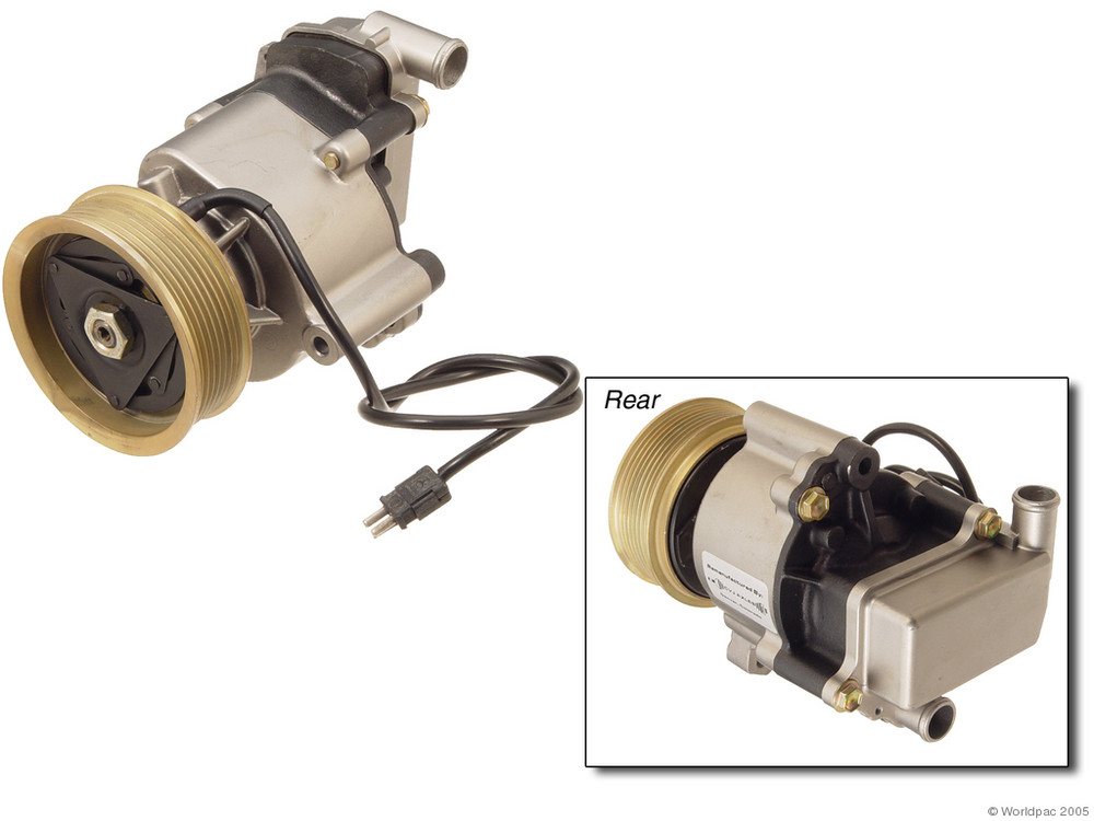 CVJ - Air Pump - WDC W0133-1598074