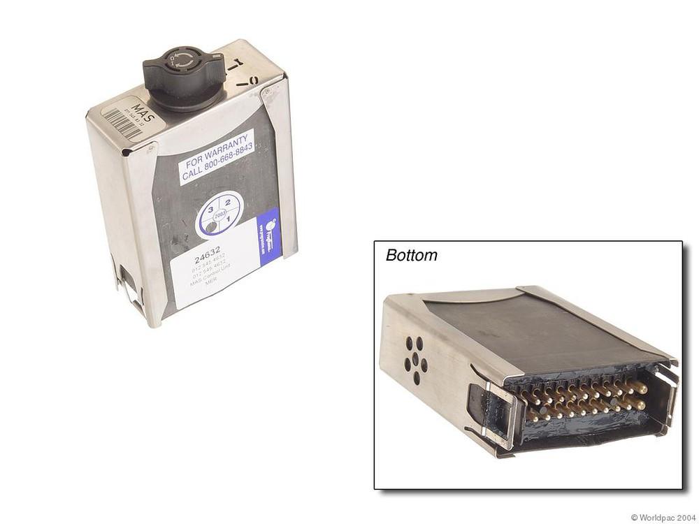 PROGRAMA - MAS Control Unit - WDC W0133-1599429