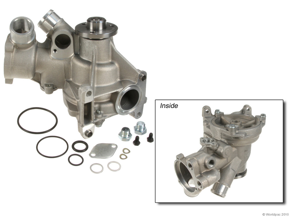 GEBA - Engine Water Pump - WDC W0133-1601081
