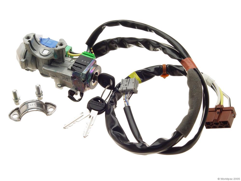 GENUINE - Ignition Lock Assembly - WDC W0133-1601114