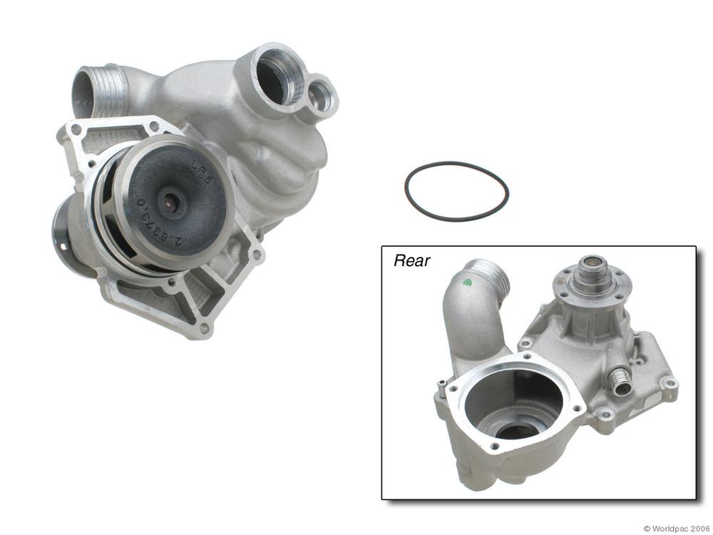 LASO - Engine Water Pump - WDC W0133-1601263