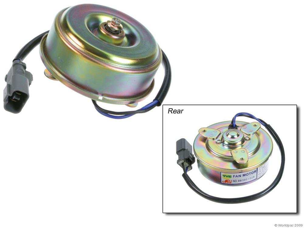 GENERA - Engine Cooling Fan Motor - WDC W0133-1601792