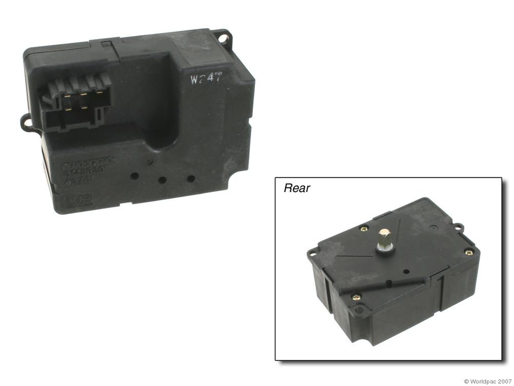 GENUINE - HVAC Heater Blend Door Actuator - WDC W0133-1602137