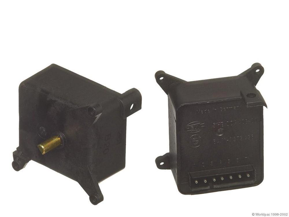 GENUINE - HVAC Heater Control Unit - WDC W0133-1604002