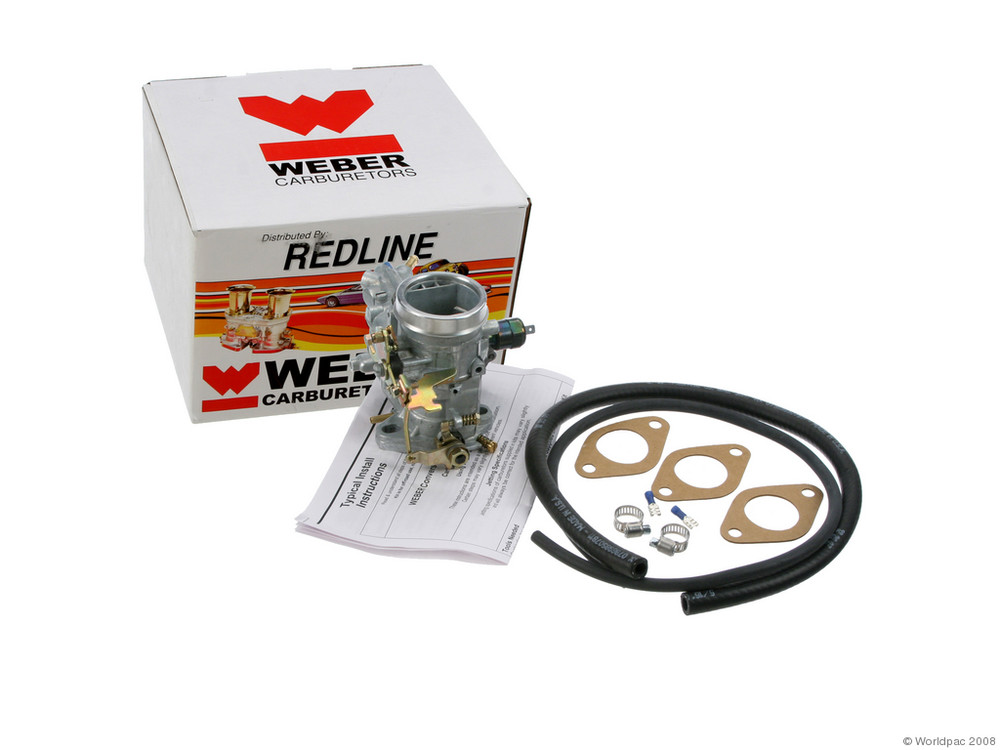 REDLINE - Carburetor - WDC W0133-1604121