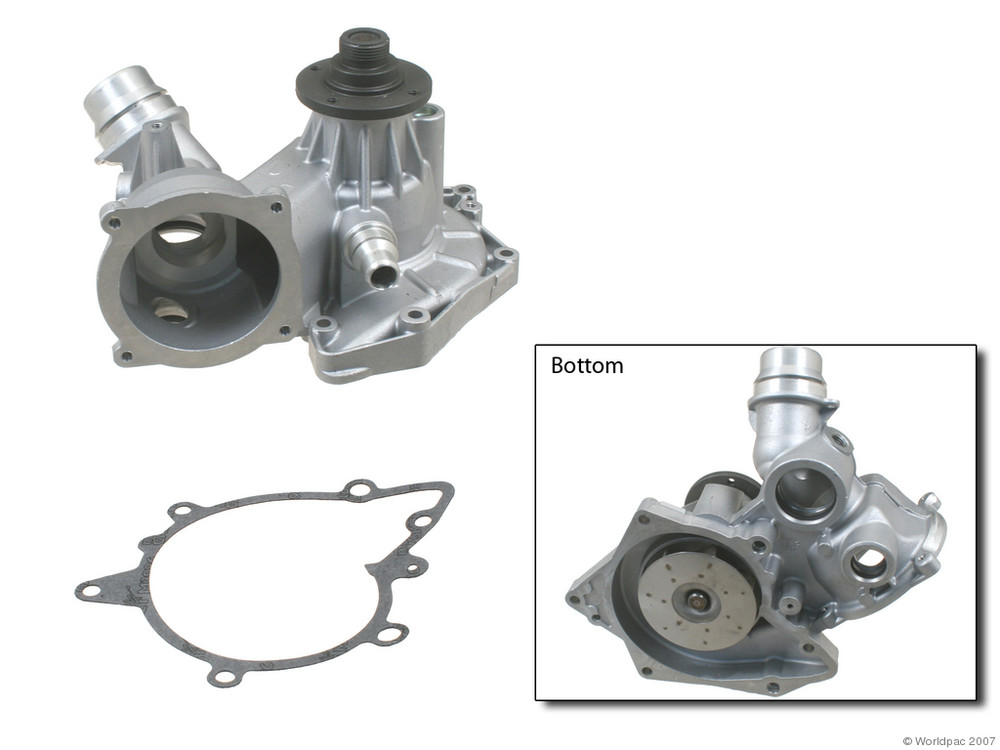 GEBA - Engine Water Pump - WDC W0133-1604648