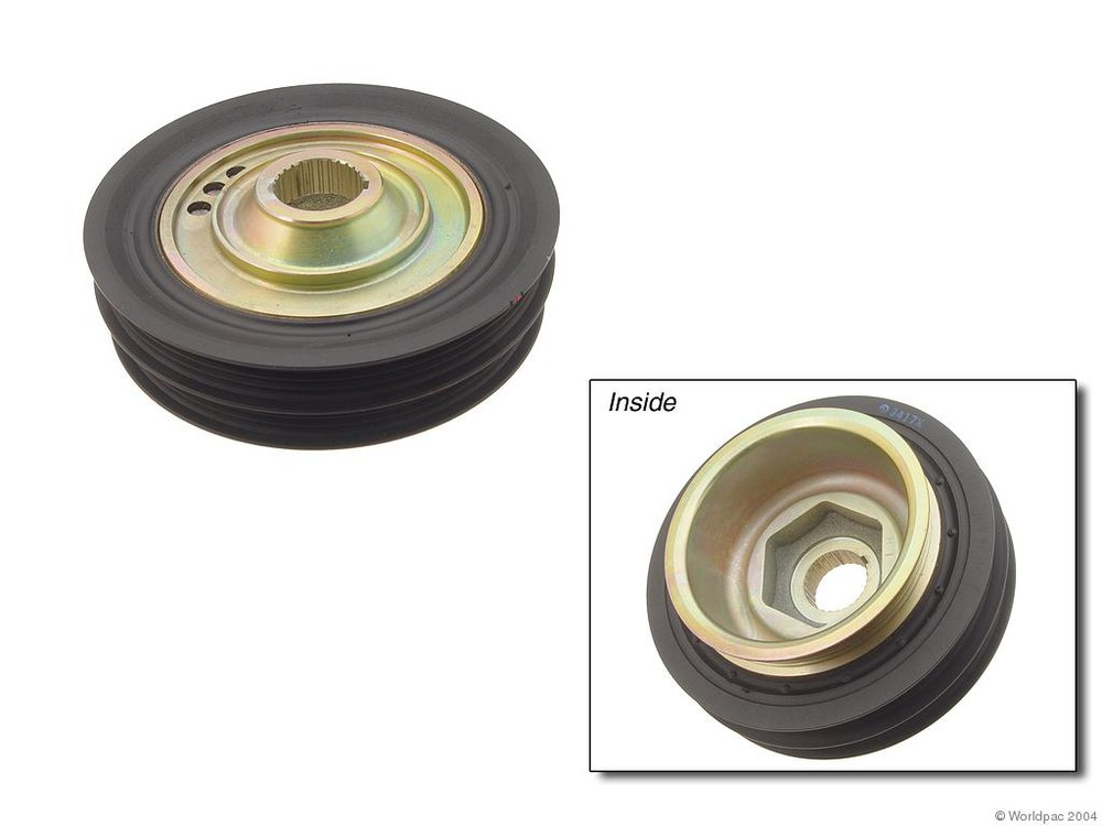 GENUINE - Engine Crankshaft Pulley - WDC W0133-1605814