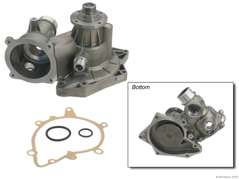 GEBA - Engine Water Pump - WDC W0133-1607031