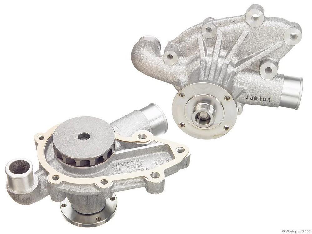 LASO - Engine Water Pump - WDC W0133-1607169