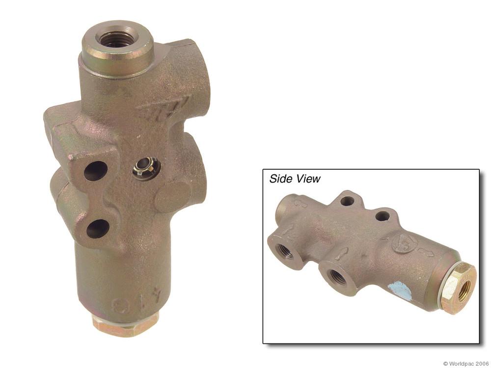 ATE - Brake Proportioning Valve - WDC W0133-1609343