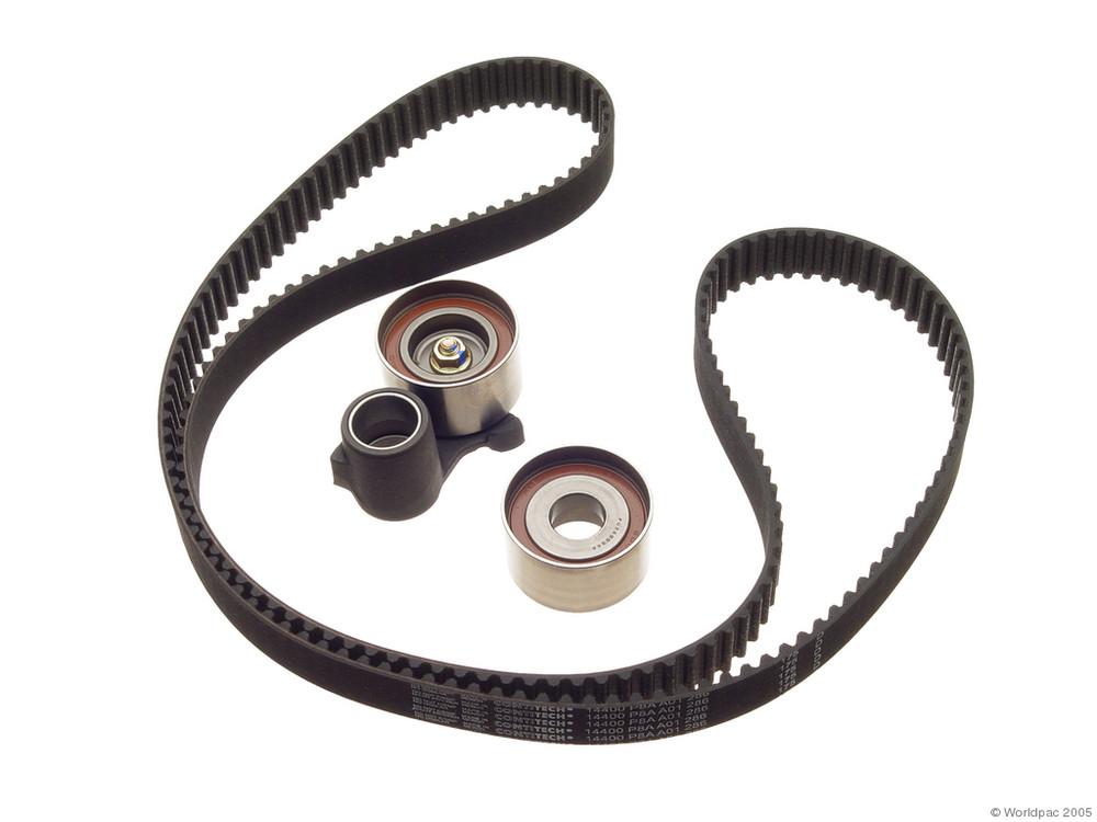 CONTITECH - Engine Timing Belt Component Kit - WDC W0133-1609805