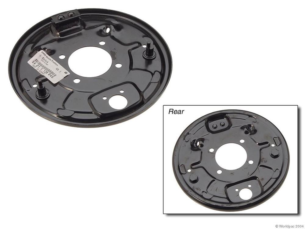 GENUINE - Brake Backing Plate - WDC W0133-1609902