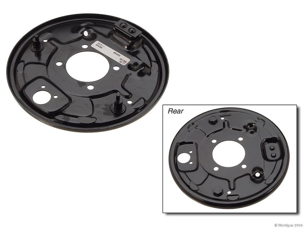 GENUINE - Brake Backing Plate - WDC W0133-1610663