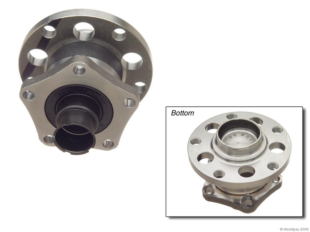 FAG - Wheel Bearing Kit - WDC W0133-1611277