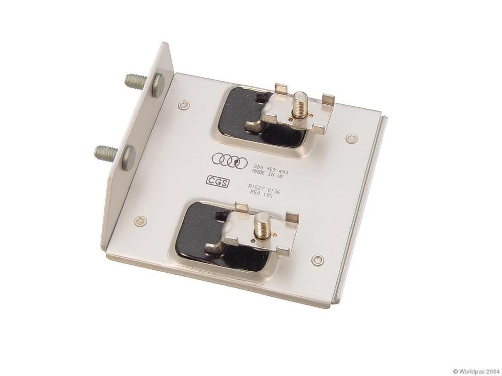 GENUINE - Engine Cooling Fan Resistor - WDC W0133-1613242