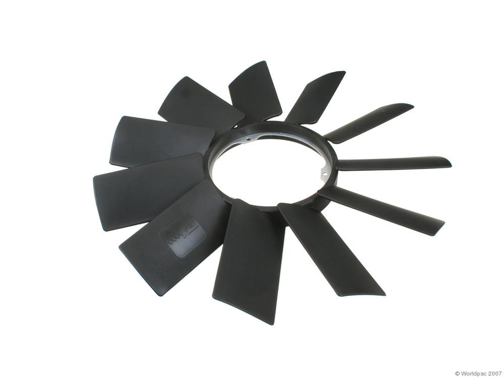 GERMAN - Engine Cooling Fan Blade - WDC W0133-1614194