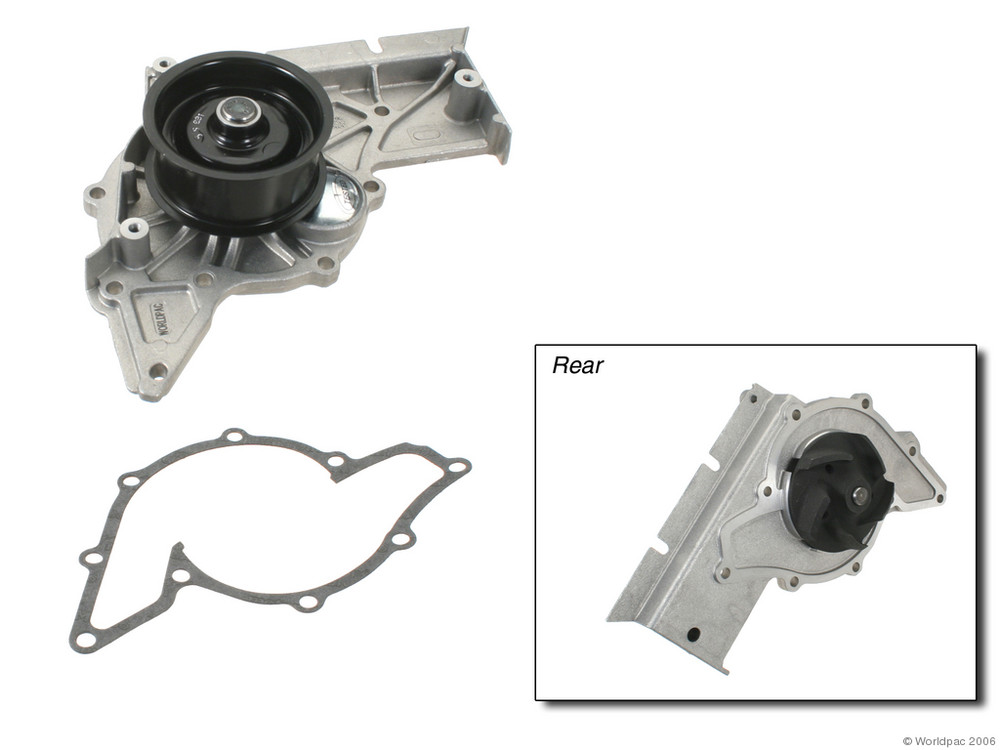 GEBA - Engine Water Pump - WDC W0133-1615051