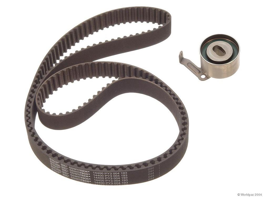 CONTITECH - Engine Timing Belt Component Kit - WDC W0133-1615283
