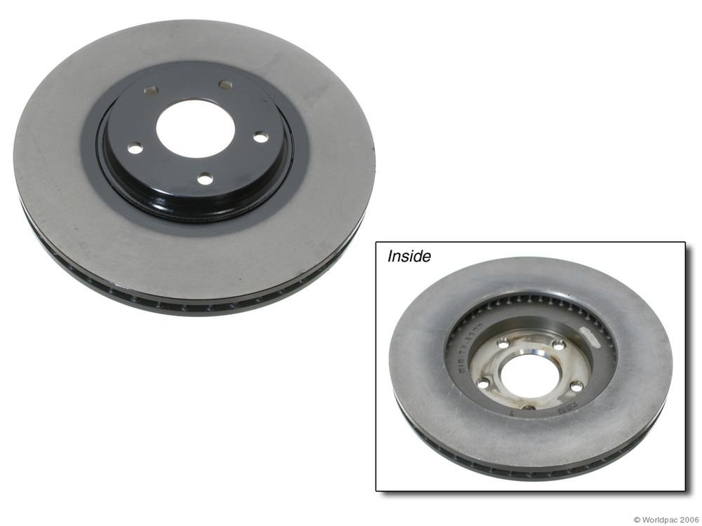 KIRIU - Disc Brake Rotor - WDC W0133-1616469