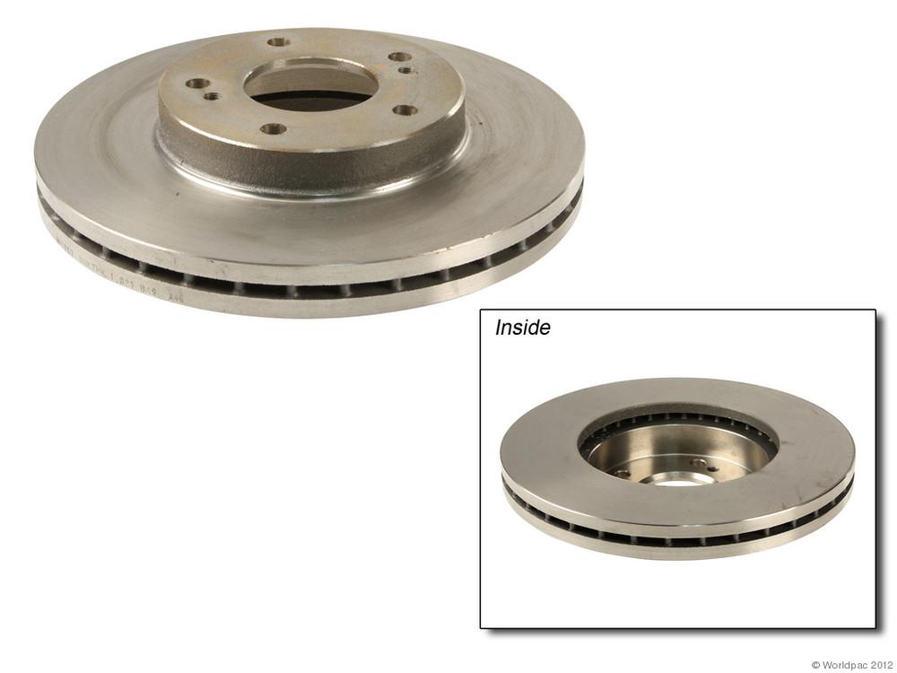 IKUTA - Disc Brake Rotor - WDC W0133-1617348