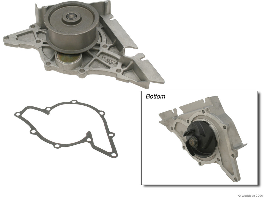GEBA - Engine Water Pump - WDC W0133-1617965